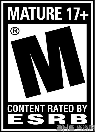 esrb评级M