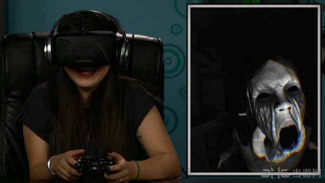 VR恐怖游戏体验视频截图1