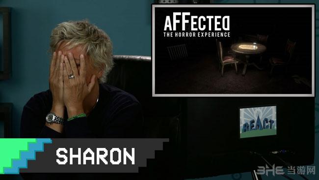 VR恐怖游戏体验视频截图3