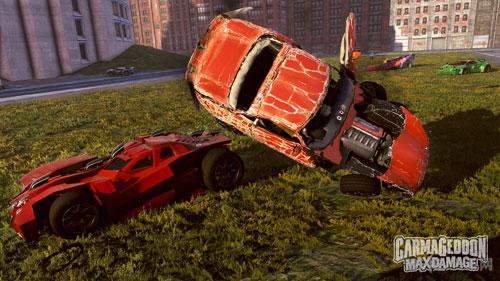 死亡赛车:终极破坏截图1