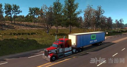 美国卡车模拟春天mod截图0