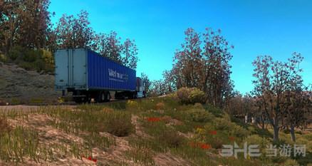 美国卡车模拟春天mod截图1
