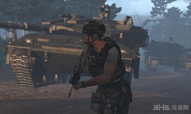 武装突袭3 43号(v1.56.H)升级档+DLC+破解补丁截图0