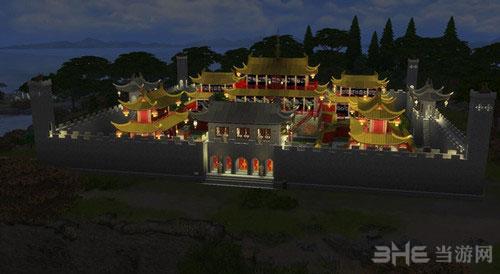 模拟人生4皇城宫殿MOD截图0