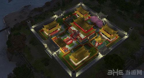 模拟人生4皇城宫殿MOD截图3