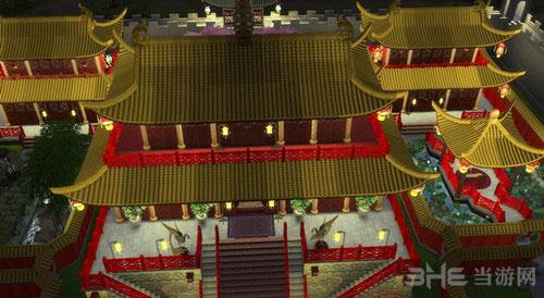 模拟人生4皇城宫殿MOD截图1