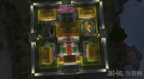 模拟人生4皇城宫殿MOD截图2