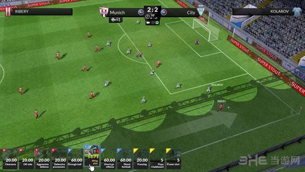 足球俱乐部模拟截图2