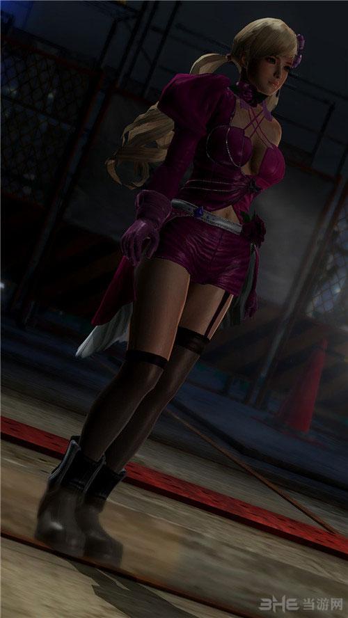 死或生5:最后一战铁拳阿丽莎MOD截图0