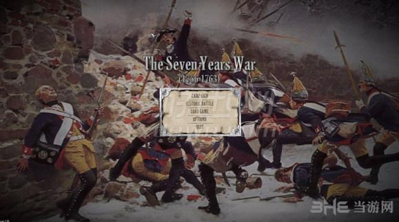七年战争(1756-1763) v1.107升级档+破解补丁截图0