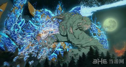 火影忍者:究极忍者风暴4山椒鱼半藏无面罩MOD截图0