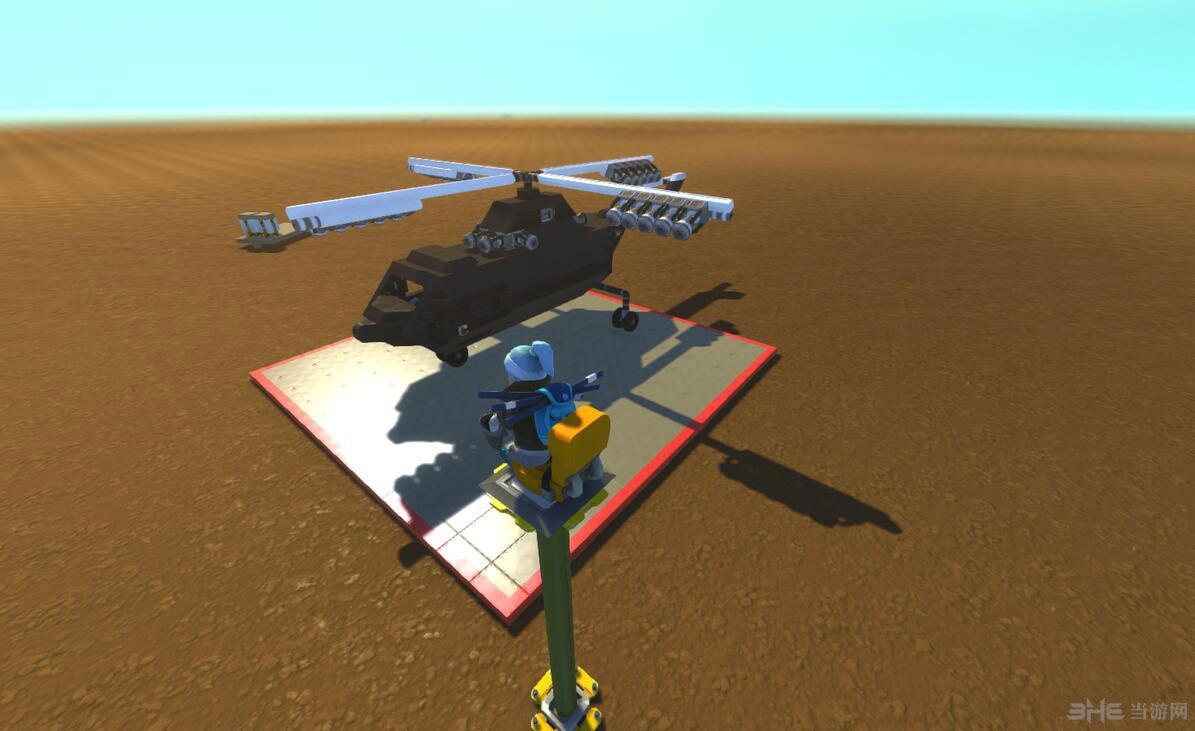 废品机械师重型运输直升机存档截图2