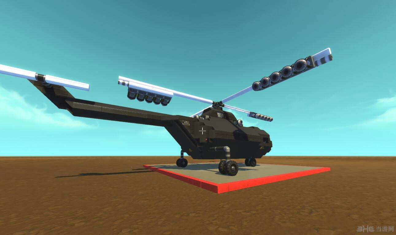 废品机械师重型运输直升机存档截图3