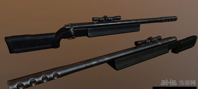 求生之路2 SSK.950 JDJ狙击步枪MOD截图1