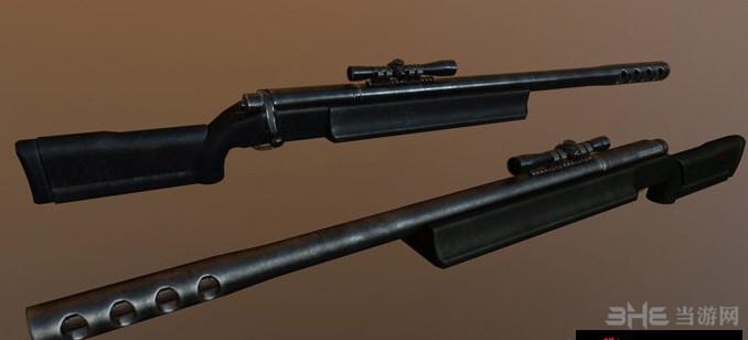 求生之路2 SSK.950 JDJ狙击步枪MOD截图0
