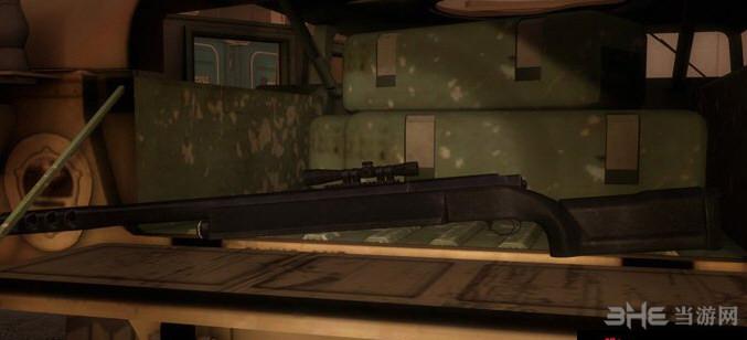 求生之路2 SSK.950 JDJ狙击步枪MOD截图2