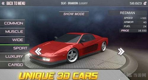 街头飞车3D电脑版截图3