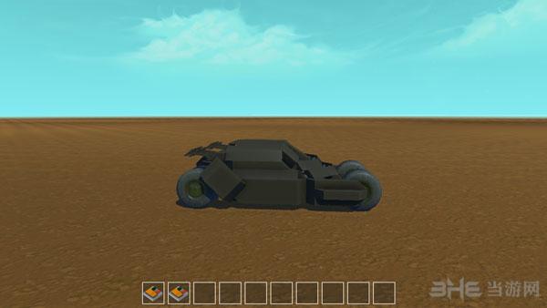 废品机械师蝙蝠车存档截图2