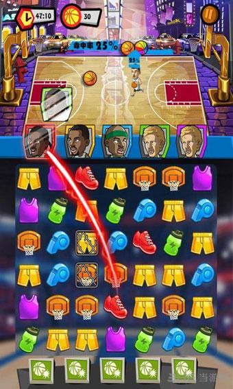 NBA大冒险电脑版截图0