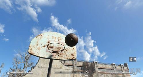 辐射4篮球保龄球运动MOD截图2