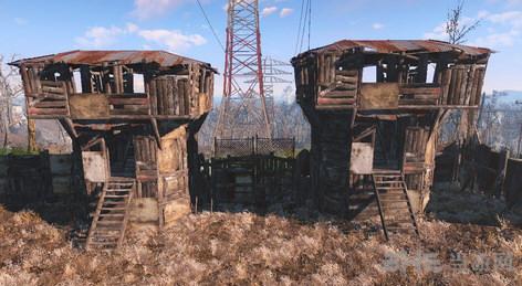辐射4新增塔屋MOD截图0
