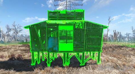 辐射4新增塔屋MOD截图1