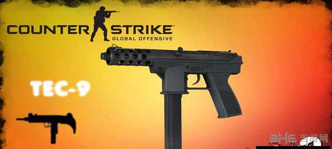 求生之路2 Tec9冲锋枪MOD截图0