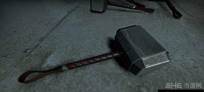 求生之路2雷神之锤MOD截图0