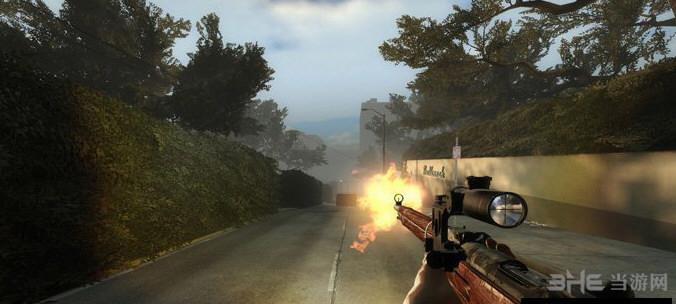 求生之路2莫辛纳甘9130狙击枪MOD截图0
