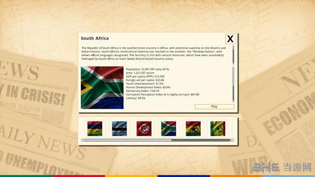 民主制度3:非洲截图3