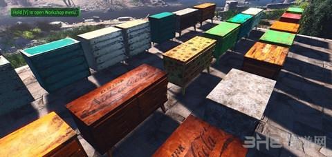 辐射4旧世界的家具MOD截图1