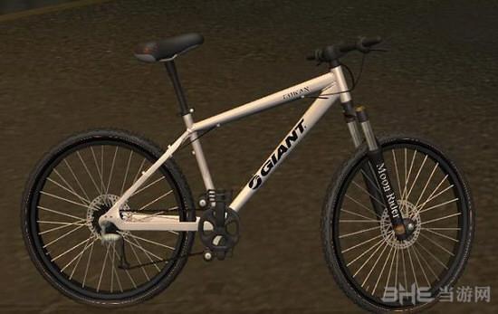 侠盗猎车手圣安地列斯捷安特山地自行车MOD截图0