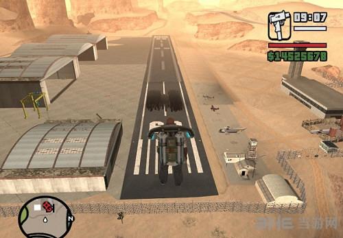 侠盗猎车手圣安地列斯沙漠机场扩大MOD截图0