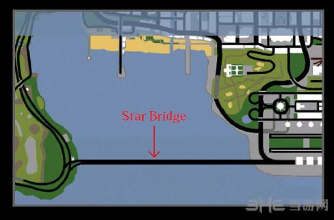 侠盗猎车手圣安地列斯南海岸线大桥MOD截图0