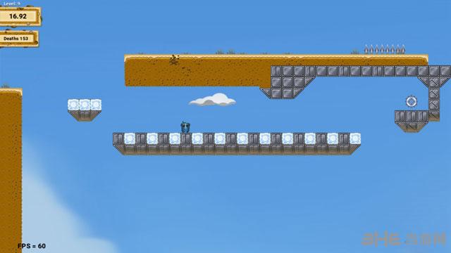 超级机器人跳跳截图0