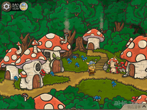 蘑菇王的诅咒截图1