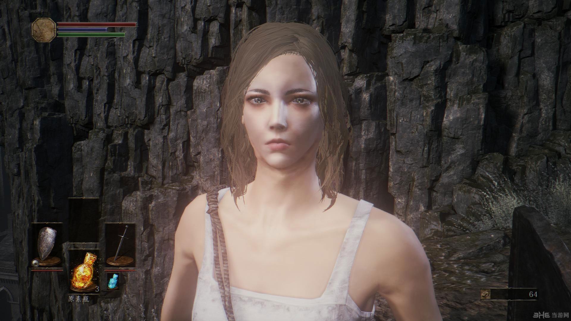 黑暗之魂3美女骑士初始存档截图1