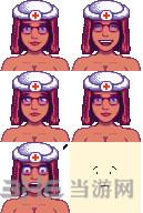 星露谷物语护士MARU羞涩立绘包截图0