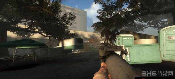 求生之路2飞机榴弹炮MOD截图2