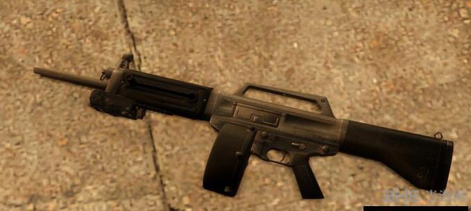 求生之路2 USAS12散弹枪MOD截图0