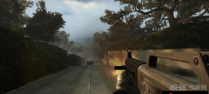 求生之路2 USAS12散弹枪MOD截图3