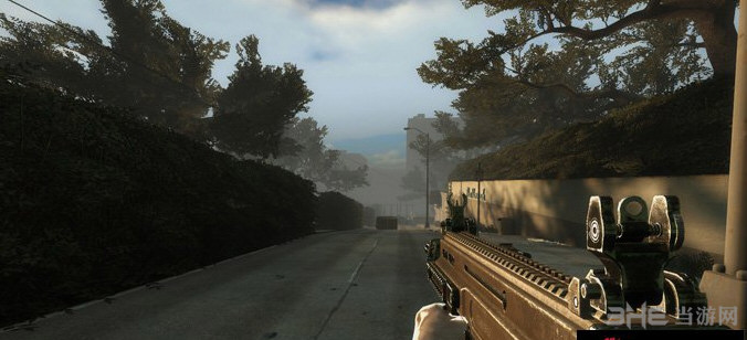 求生之路2 CZ 805 bren突击步枪MOD截图2
