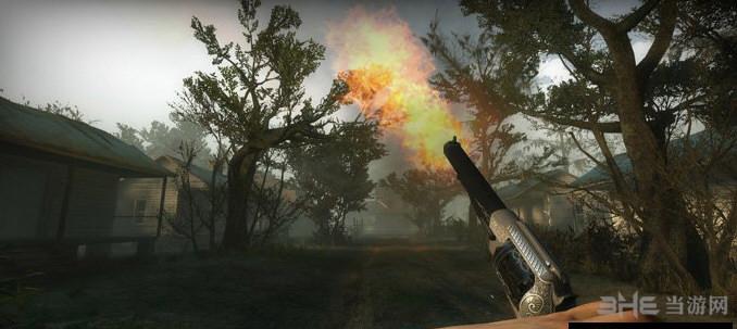 求生之路2杀戮间2 1858左轮手枪MOD截图2