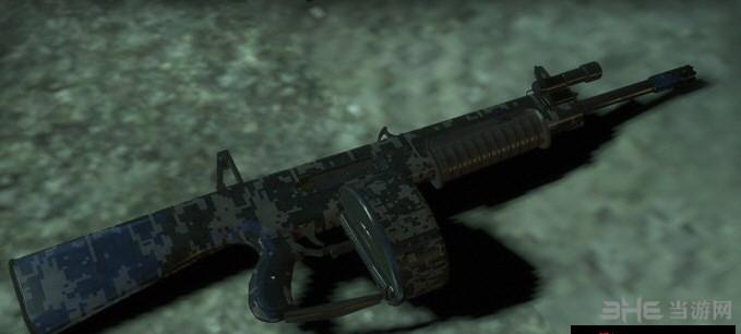 求生之路2杀戮间2 AA12散弹枪MOD截图1