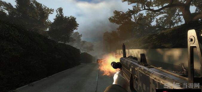 求生之路2杀戮间2 AA12散弹枪MOD截图3