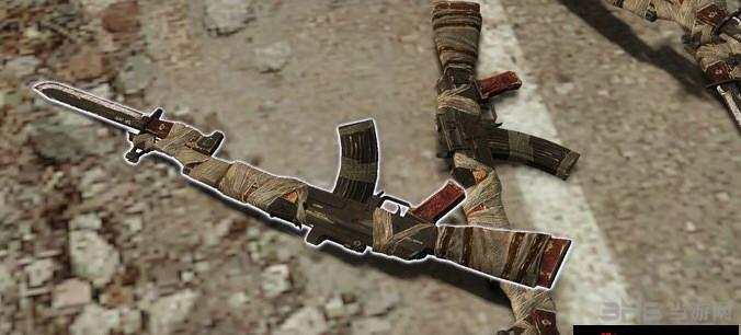 求生之路2北极作战AK47突击步枪MOD截图2