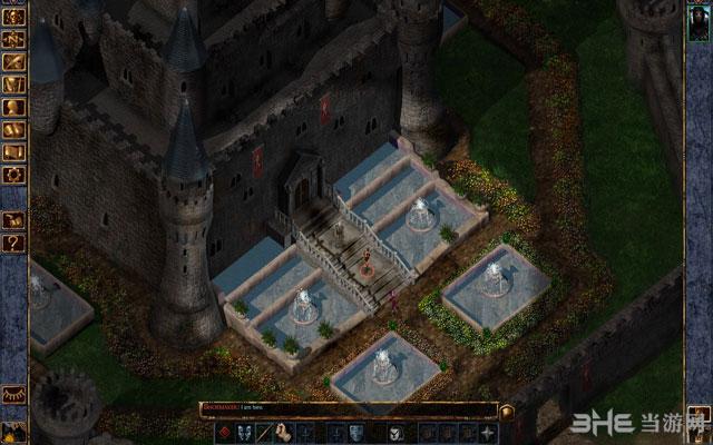 博德之门:围攻龙刃堡截图2