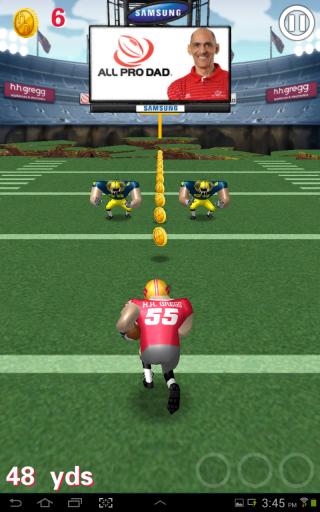 橄榄球突袭电脑版截图3