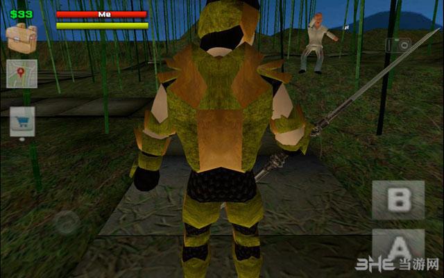 忍者复仇开放的世界电脑版截图0