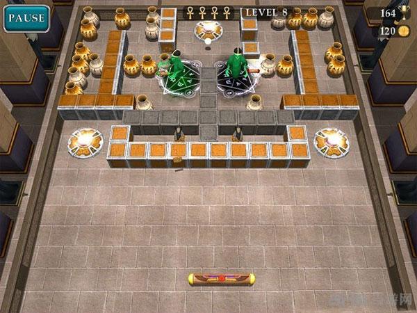 埃及砖块:逃离古墓截图2